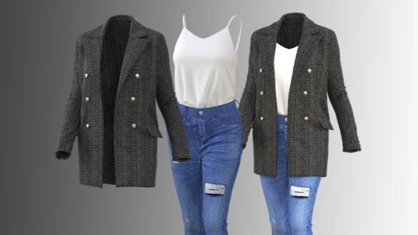 3d garment design