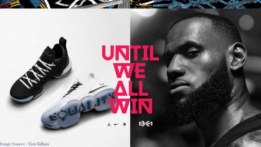 Until we all win - Nike